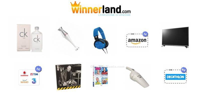 Winnerland premi