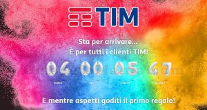 anticipazione TIM Party
