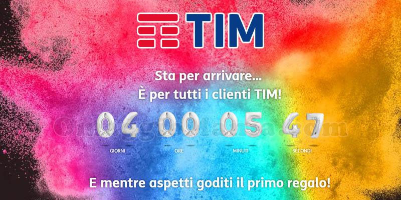 anticipazione TIM Party