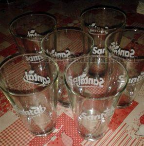 bicchieri Santal di Carmela con Club Buon Per Me