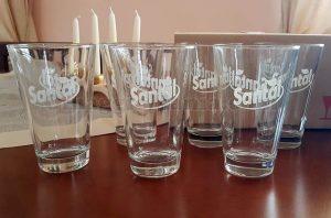 bicchieri Santal di Valentina con Club Buon Per Me