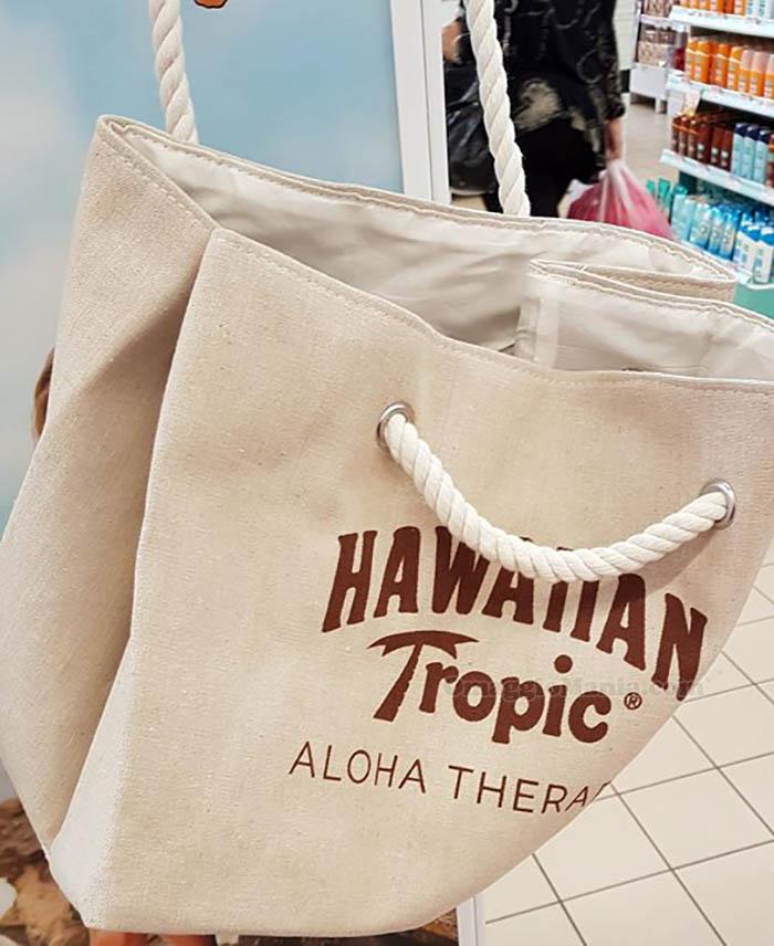 borsa mare Hawaiian Tropic