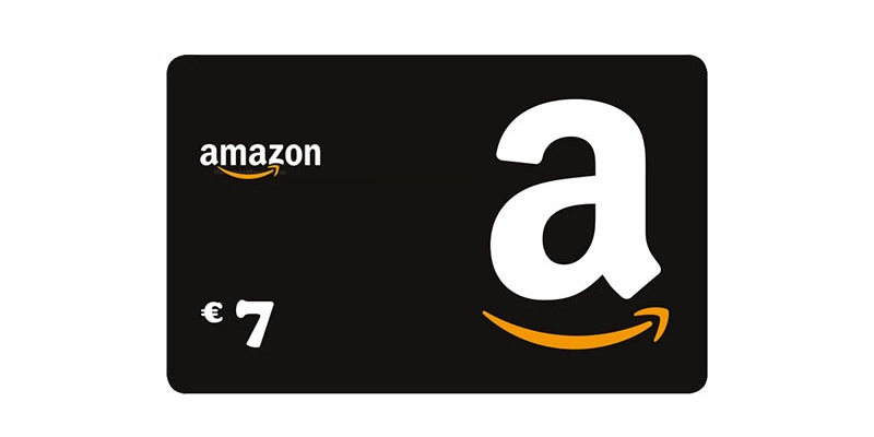 buono regalo Amazon 7 euro