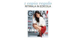 coupon omaggio Gioia 20 2018
