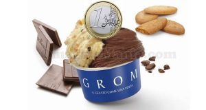 gelato GROM a 1 euro