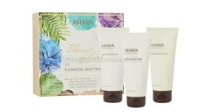 kit Ahava Elemental Body Trio
