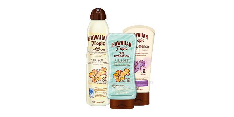 kit Hawaiian Tropic