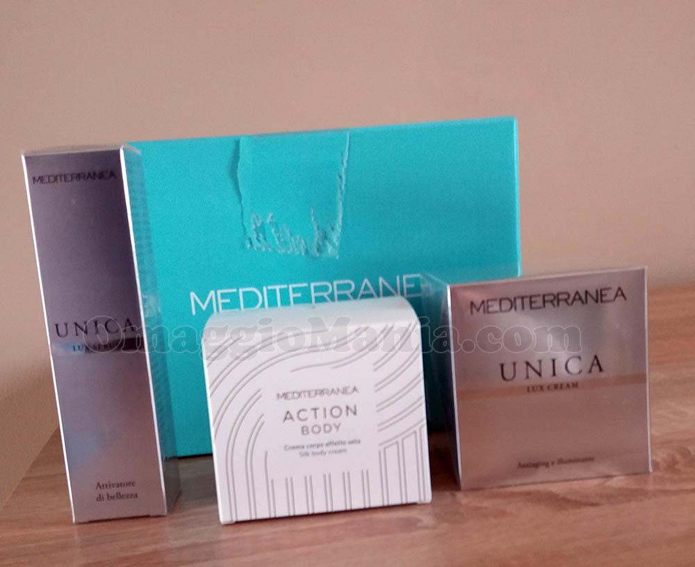 kit Mediterranea Cosmetics di Gio