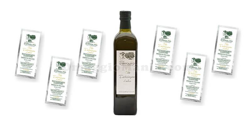 olio extravergine di oliva Podere D'Ippolito