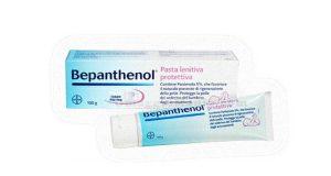 pasta lenitiva protettiva Bepanthenol