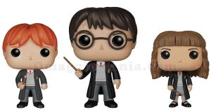 personaggi Funko Pop saga Harry Potter