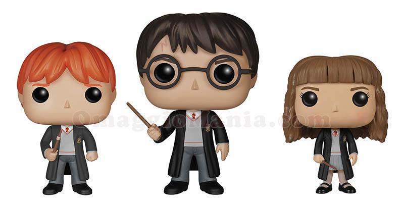 personaggi Funko Pop saga Harry Potter