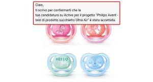 selezione tester Philips Avent Ultra Air