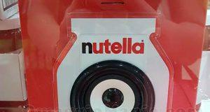 speaker Nutella 2018
