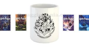 tazza Hogwarts Harry Potter La Feltrinelli
