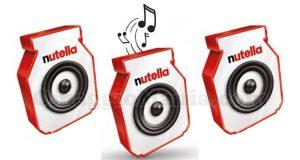vinci speaker Nutella