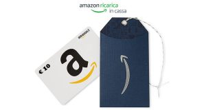 Amazon Ricarica in cassa buono Amazon 10 euro estate 2018