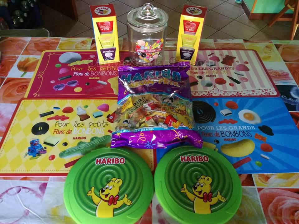 Haribo Party Kit di Miriam