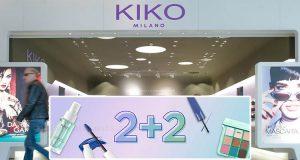 KIKO 2 prodotti 2 gratis