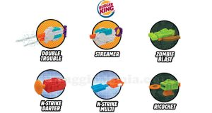 Nerf Burger King