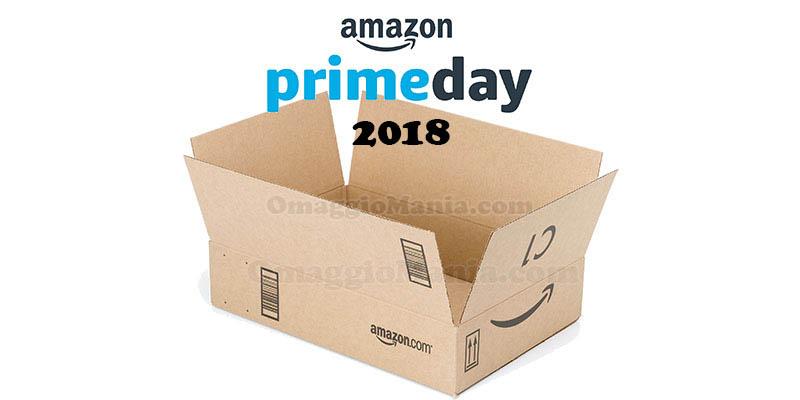 anticipazione Amazon Prime Day 2018