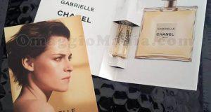 campione omaggio Gabrielle Chanel di Roberta