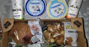 cassetta verdura e kit Danone con TRND di VitoMery