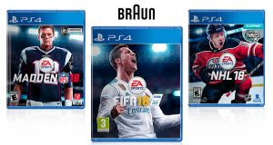 concorso Con Braun puoi vincere videogiochi