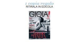coupon omaggio Gioia 23 2018
