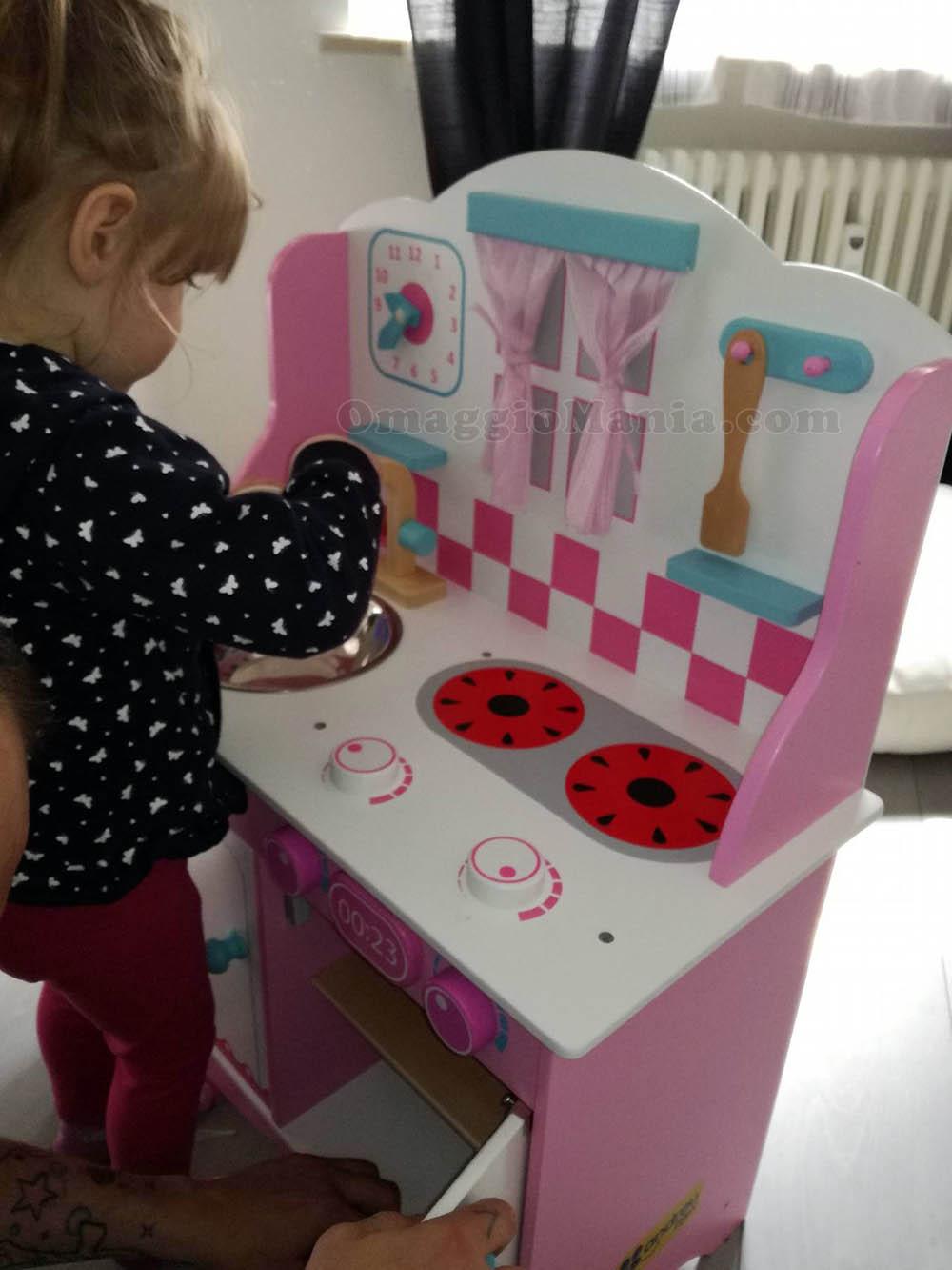 cucina giocattolo Kidits di Ale