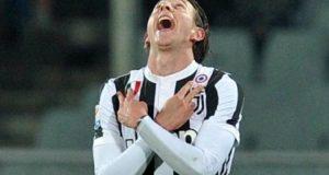 esultanza Bernardeschi Juventus