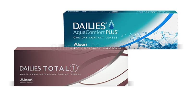 lenti a contatto Alcon Dailies