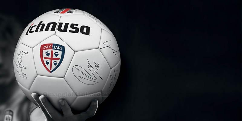 pallone Ichnusa omaggio