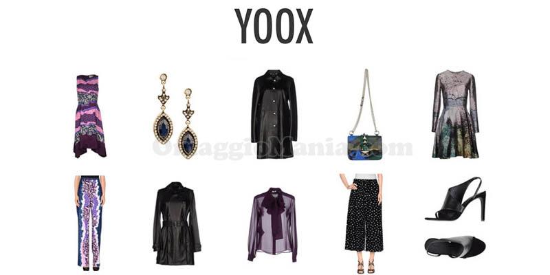 prodotti Yoox