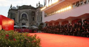 red carpet Biennale di Venezia