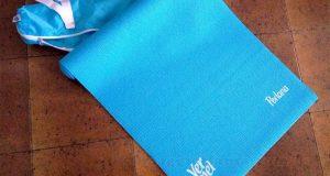 tappeto Yoga con Vernel e Perlana di Reana