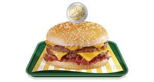 Crispy McBacon 2 euro
