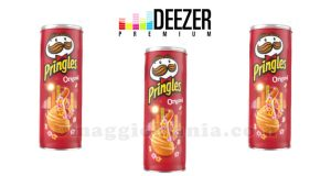 Pringles Sound of Summer Deezer Premium+
