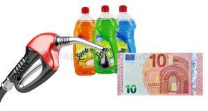 Svelto ti premia buono sconto carburante