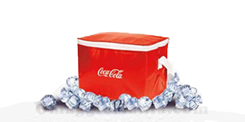 borsa frigo Coca Cola omaggio