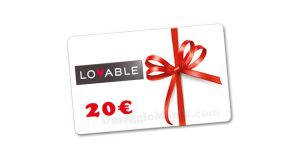 buono acquisto Lovable 20 euro