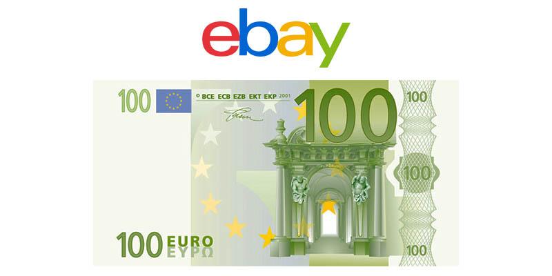buono sconto eBay fino a 100€