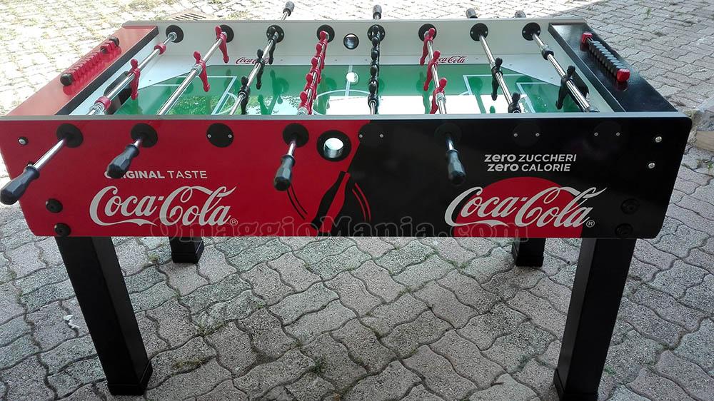 calcetto Coca Cola di Rosanna