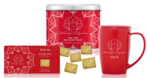 cofanetto Kusmi Tea Earl Grey Bleu Blanc Rouge