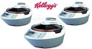concorso Kellogg's Vinci ogni giorno un robot da cucina