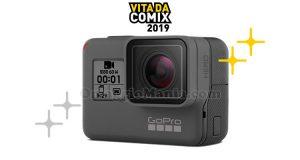 concorso Vita da Comix 2018 vinci GoPro Hero