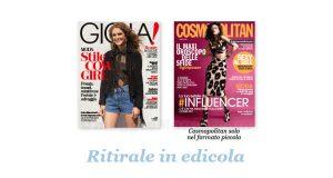 coupon omaggio Gioia 27 Cosmopolitan 7 2018