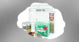gratta e vinci kit da viaggio Kusmi Tea