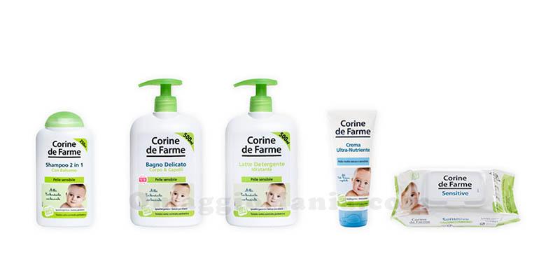 kit bagnetto Corine de Farme
