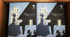 libro La famiglia Aubrey di Rebecca West di Fazi Editore